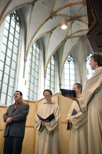 Gregoriana en imam 30_2006_Utrecht.jpg