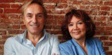Philippe Elan en Therese Steinmetz