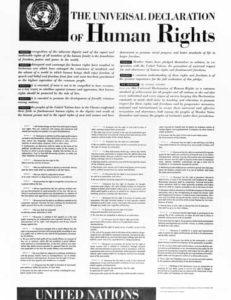 Universal Declaration